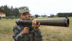 威力可摧毀一輛坦克 小小火箭筒操作起來可不簡單