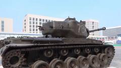 5發炮彈擊中4輛美軍坦克 揭開老英雄汪明善的戰斗往事