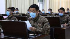 嚴格考 全力練!新疆阿克蘇軍分區某邊防團組織年終軍事訓練考核