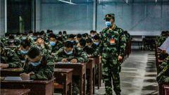 乘风破浪的士官!武警甘肃总队组织士官参谋选拔任用及中高级士官选晋考核