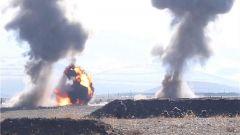 练强打仗本领 砥砺血性虎气 新疆军区某工兵团组织年底实爆考核