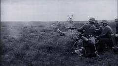 一天傷亡6萬人!一戰時期橫掃戰場的馬克沁重機槍