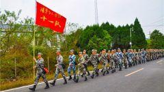 【傳承紅色基因,擔當強軍重任】陸軍步兵學院赴井岡山開展現地教學活動