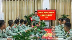 武警來賓支隊:書香灑滿軍營 鑄牢思想根基