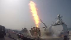 【直擊演訓場】東部戰區海軍:48小時 艦艇指揮員全訓考核