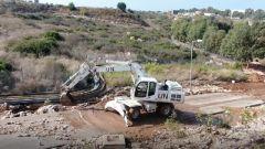 黎巴嫩:應急支援!中國維和工兵分隊搶通強降雨后多處通道