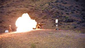硝烟起!直击多型火器实弹射击
