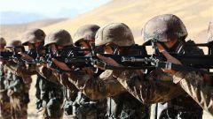 高原轻武器实弹射击 练硬练强实战本领