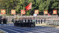 """开幕啦!陆军第75集团军首届""""南疆杯""""军事体育运动会热血来袭"""