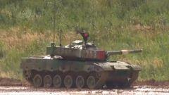 看不見目標怎么射擊?中國隊頂住壓力挑戰備用靶區高難度射擊