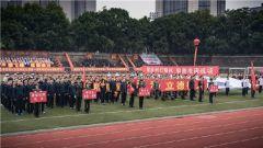 王牌對王牌 誰能奪桂冠? 國防科技大學研究生院舉辦第一屆軍體運動會