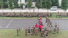热血飞扬!一起感受军事体育运动会上的激情时刻