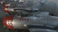 """""""一張白紙""""的志愿軍空軍是如何挫敗美空中優勢的?"""