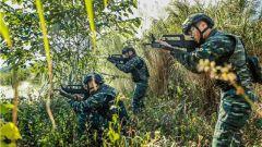 武警崇左支隊:緊盯短板專攻精練 鍛造過硬反恐尖兵