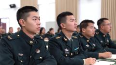 """火箭軍某部:沙場""""一線""""舉行優秀政治教員培訓式比武"""