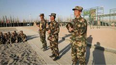 武警新疆總隊:千里演訓場 處處是課堂