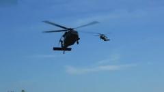 """5名美軍在""""黑鷹""""墜機事故中喪生"""