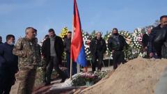 【關注納卡地區局勢】阿塞拜疆和亞美尼亞交換陣亡士兵遺體