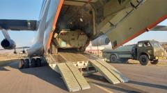 【關注納卡局勢】俄維和人員和技術裝備抵達埃里溫