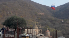【關注納卡局勢】俄軍在納卡首府組建人道主義應急中心
