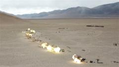 烎!烎!烎!零距离感受火炮高原山地极端条件下实弹射击