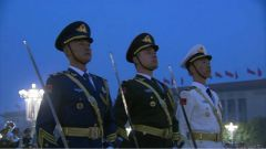 國旗護衛隊:堅持一流標準 捍衛國家尊嚴
