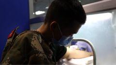 四川成都:武警战士捐献造血干细胞 传递爱心挽救生命
