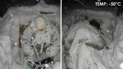"""印媒公布""""士兵臥雪""""照片引非議 王曉鵬:印軍有太多""""前科""""了"""