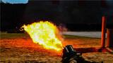火龙奔涌,基本喷火考核。