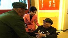【影像志·重逄】時隔68年 英雄再相聚