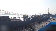 伊朗伊斯蘭革命衛隊海軍列裝新型巡洋艦