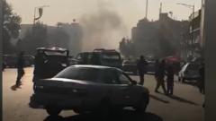 阿富汗首都遭多枚火箭弹袭击 已致8死31伤