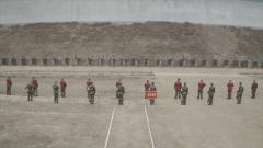武警北京总队:考兵先考官 干部上考场