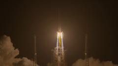 【全程回顧】嫦娥五號探測器成功發射