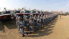 习近平主席领导推进新时代军事训练纪实