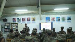 陆军第82集团军某旅:感悟跨越发展 激发奋斗热情