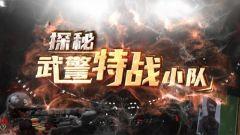 《军事纪实》20201124 解密武警特战小队(上)