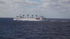 兩艘遠望號測量船聯手護送嫦娥五號飛天