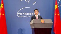 外交部:英國沒有資格當香港問題的判官