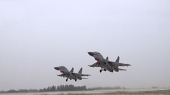 【在習近平強軍思想指引下·我們在戰位報告】 體系集成 聯合作戰 新體制托舉戰鷹高飛遠航