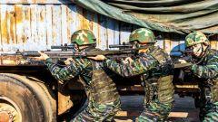 武警梧州支队:反劫持演练 提升反恐作战能力
