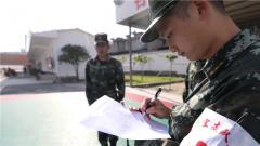 武警德宏支隊:中級士官選晉考核展硬核實力
