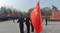 特級英雄楊根思犧牲70周年 傳承英雄血脈 奮進強軍征程