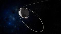 嫦娥五號成功實施近月制動 探測器順利進入環月軌道飛行