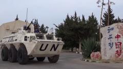 黎巴嫩:中国维和官兵开展应急防卫等多项演练