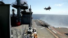 美軍兩棲作戰部隊部署太平洋 美候任政府將繼續關注亞太的軍事存在?