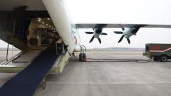 空軍組織空運醫療救護訓練考核