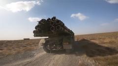 復雜路況數百公里急行軍 重炮班能否抵達目標地域?