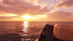 《时刻准备上战场》唱出一线水兵的豪迈与担当
