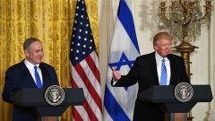 """""""帽子好戴不好摘"""" 以色列會""""助攻""""特朗普成為""""戰時總統""""嗎?"""